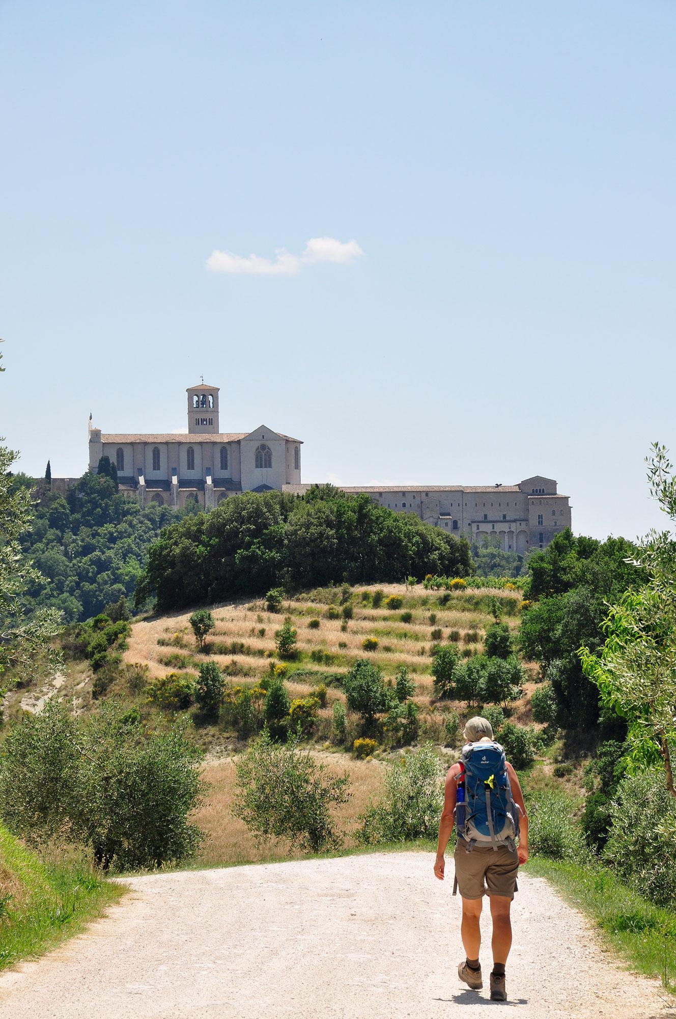 Chemin de St. François d\'Assise, Italie – Respirer la vie – de ...